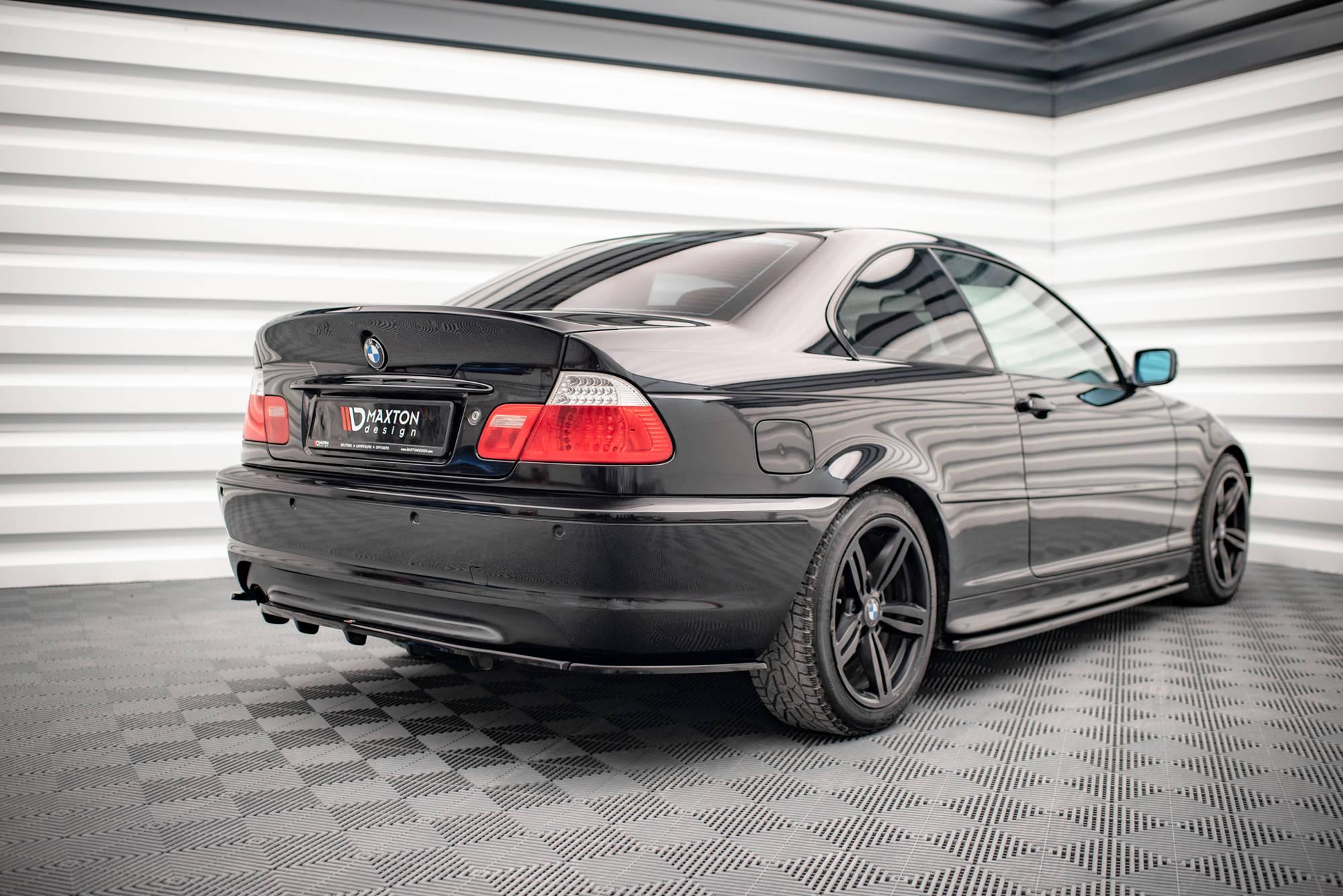 Becquet Rajout Du Capot Bmw 3 E46 Coupe Avant Facelift M3 Csl Look Pour Peindre Notre Offre Bmw Seria 3 E46 Maxton Design