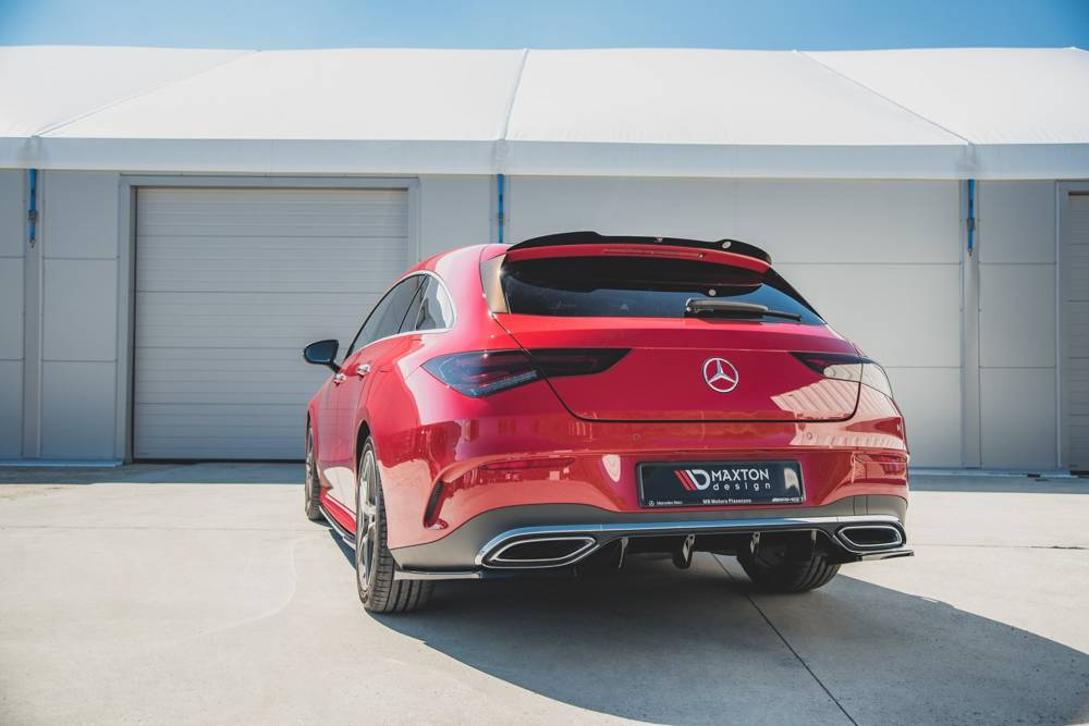 Diffuseur Arrière Complet Mercedes-Benz CLA Shooting Brake AMG-Line X118