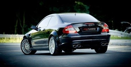 KIT CARROSSERIE + CAPOT MERCEDES CLK W209 BLACK SERIES LOOK