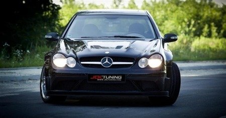 KIT CARROSSERIE MERCEDES CLK W209 BLACK SERIES LOOK