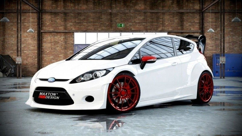 Kit Carrosserie Rally Ford Fiesta Mk7