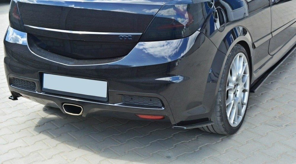 LAME DU PARE CHOCS ARRIERE OPEL ASTRA H (FOR OPC / VXR)
