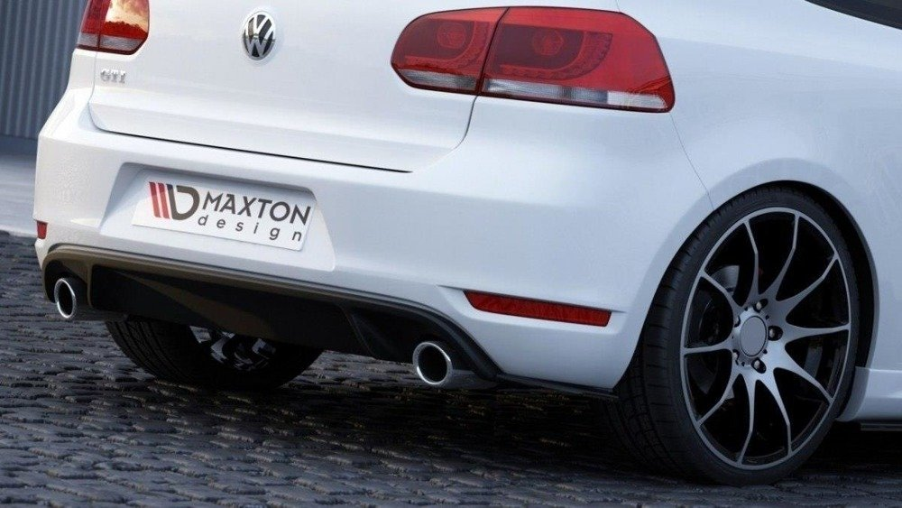 LAME DU PARE CHOCS ARRIERE VW GOLF VI GTI 35TH