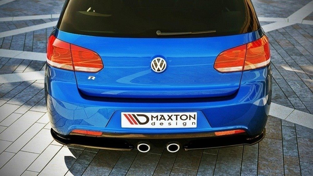 LAME DU PARE CHOCS ARRIERE VW GOLF VI R