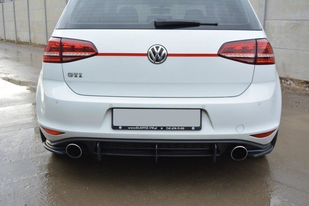 LAME DU PARE CHOCS ARRIERE VW GOLF VII GTI