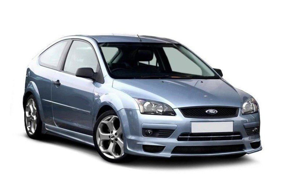 LAME DU PARE-CHOCS AVANT FORD FOCUS II (AVANT FACELIFT)