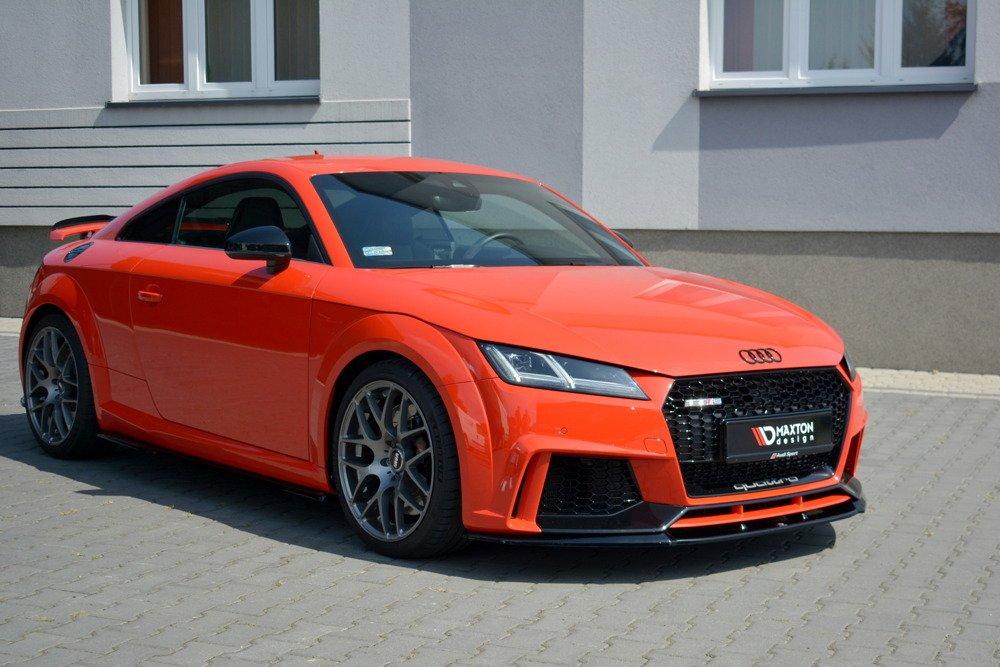 Lame Du Pare-Chocs Avant V.2 Audi TT RS 8S | Notre Offre ...