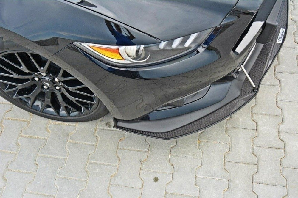 Sport Lame Du Pare-Chocs Avant Ford Mustang GT Mk6