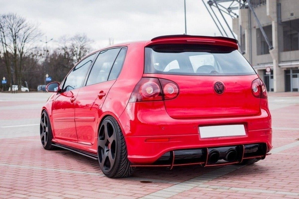 VW GOLF V R32 DIFFUSEUR ARRIERE
